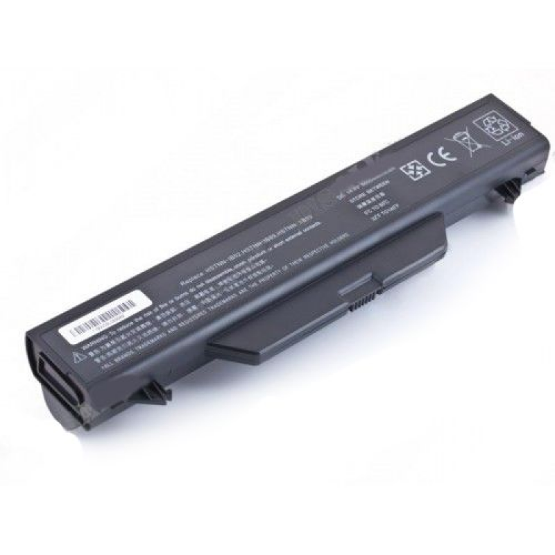 Батарея HP ProBook 4510s, 4515s, 4710s, HSTNN-OB89, 10,8V 6600mAh Black