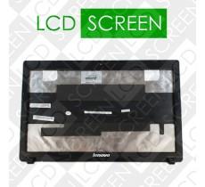Крышка дисплея в сборе для ноутбука Lenovo (G580, G585), black, матовая, 90200449