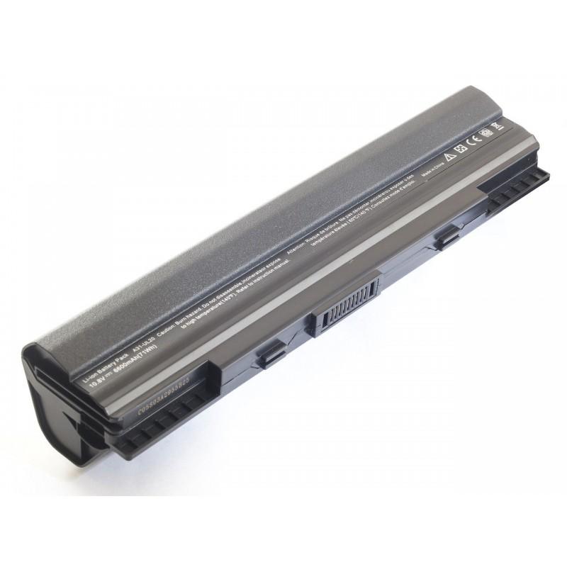 Батарея Asus Eee PC 1201, UL20, A32-UL20, 11,1V 6600mAh Black