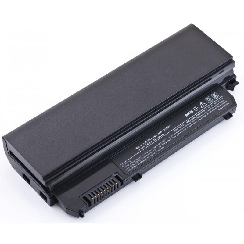Батарея Dell Inspiron Mini 9, Mini 12, Mini 910, 14,8V, 2400mAh, Black