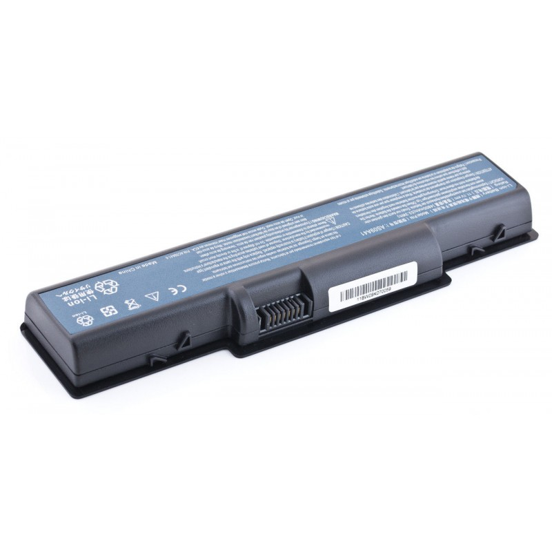 Батарея Acer Aspire 4732, 5532, 7715, eMachine D525, E627, G525 Gateway NV52, 11,1V 4400mAh Black