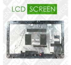 Крышка дисплея в сборе для ноутбука HP (G62, CQ62 + петли), black, 605910-001