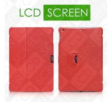 Чехол iCarer для iPad Air Microfiber Red (RID503)