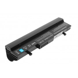 Батарея Asus Eee PC 1001HA, 1005, 1101, 10,8V 6600mAh Black
