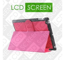 Чехол iCarer для iPad 2/3/4 Genuine Leather Pink (RID202)