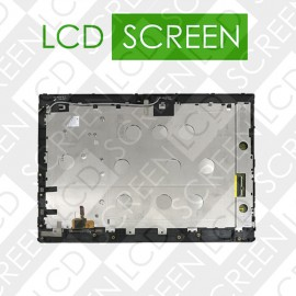 Модуль для планшета Lenovo Miix 320 10.1, тип 1, черный, дисплей + тачскрин