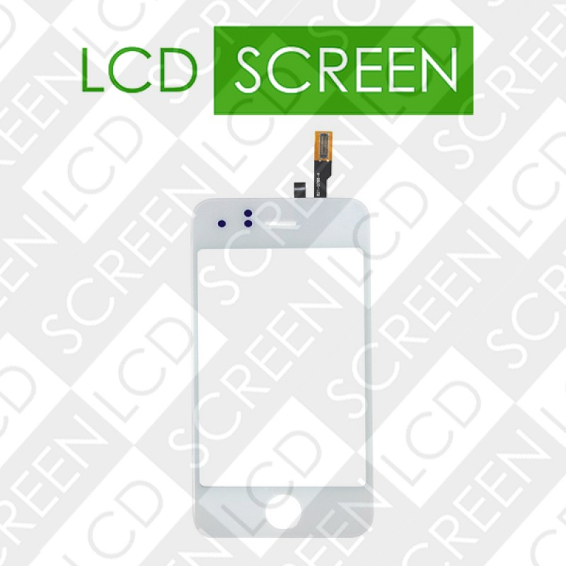 Тачскрин доя iPhone 3GS, белый, touch screen, сенсорный экран