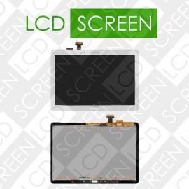 Модуль для планшета 10.1 Samsung Galaxy Note SM-P600, P600, P605, P6000, белый, дисплей + тачскрин