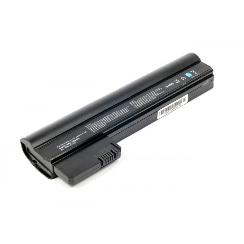 Батарея HP Mini 110-3000, 110-3100, CQ10-400, CQ10-450, CQ10-500, CQ10-550 10,8V 4400mAh Black