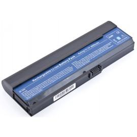 Батарея Acer Aspire 3050, 3680, 5550 Extensa 2480 TravelMate 2480, 11,1V 6600mAh Black