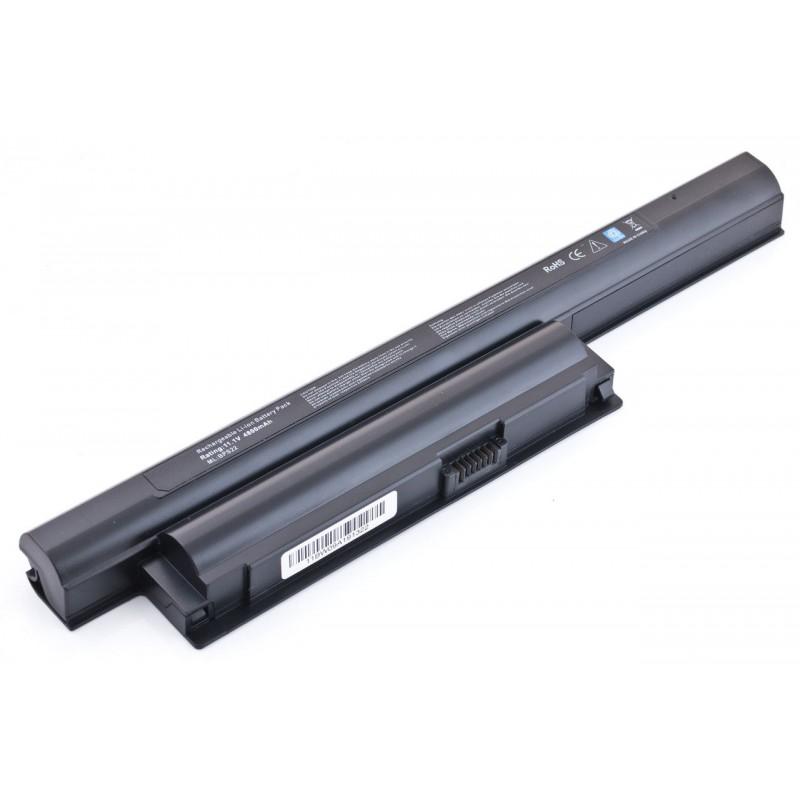 Батарея Sony VAIO VPCEA20, VPCEB10, VPCEF20, VPCEB1, 10,8V, 4400mAh, Black