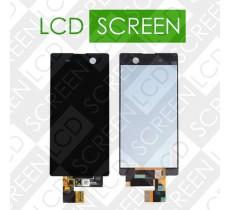 Дисплей для Sony Xperia M5 Dual E5633 с сенсорным экраном, черный, модуль ( дисплей + тачскрин )