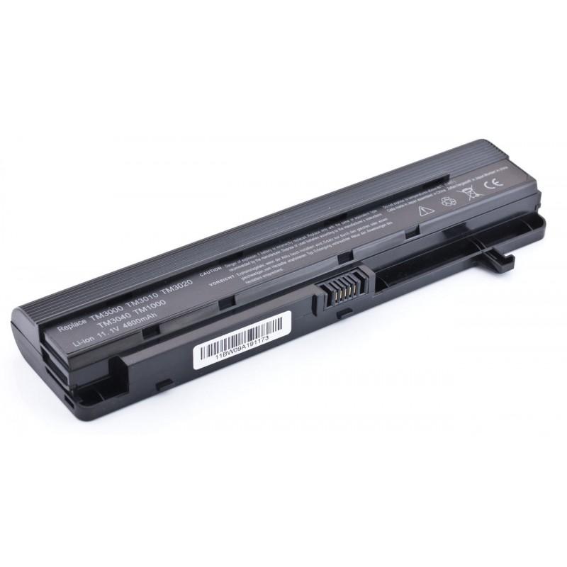 Батарея Acer TravelMate 3200 С200 11,1V 4800mAh Black
