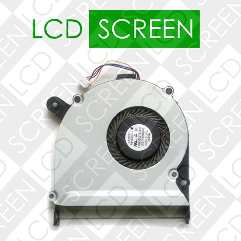 Вентилятор для ноутбука ASUS S400CA, S400E, S500CA, X402CA, X502CA (13NB0051T01011), кулер