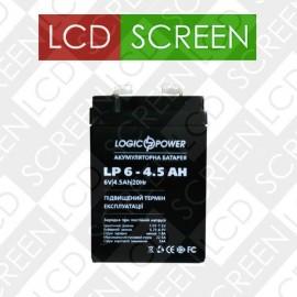 Аккумулятор LP 6-4.5 AH