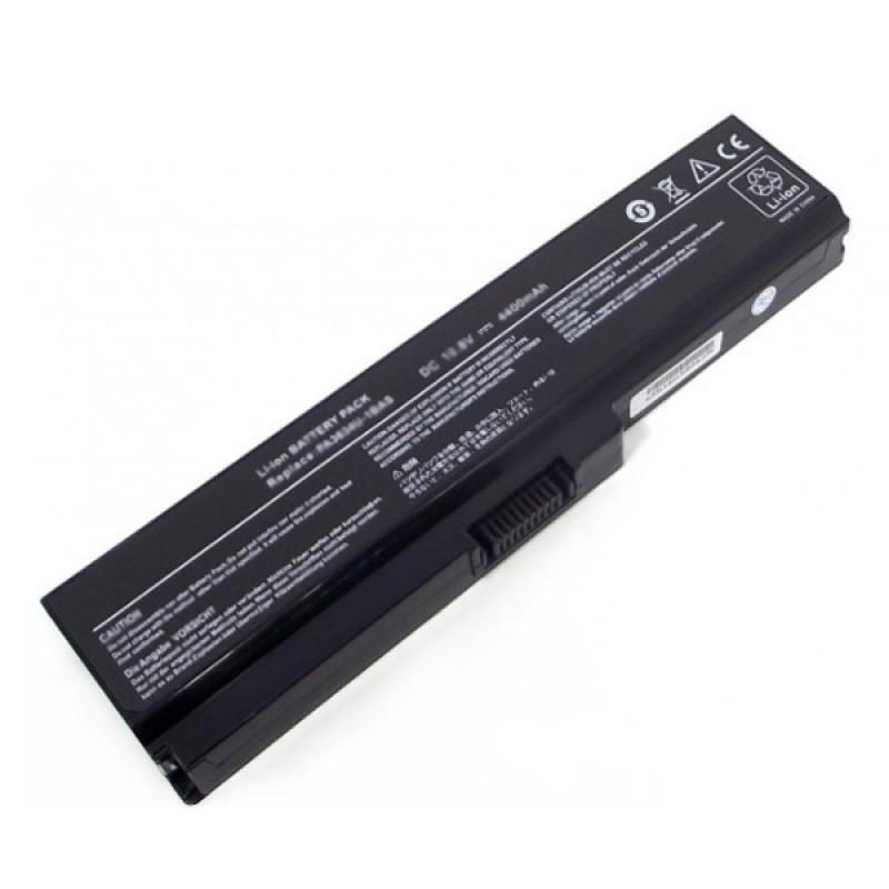 Батарея Toshiba Equium U400, Toshiba Portege M800, Toshiba Satellite L310, Satellite M300, Toshiba Satellite U400, Toshiba Satellite Pro M300, Toshiba Satellite Pro U400, 10,8V 4400mAh Black