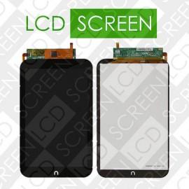 Модуль для планшета Nook HD 7, черный, дисплей + тачскрин