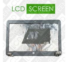 Крышка дисплея в сборе для ноутбука HP (G4-1000 + петли), black, 643489-001