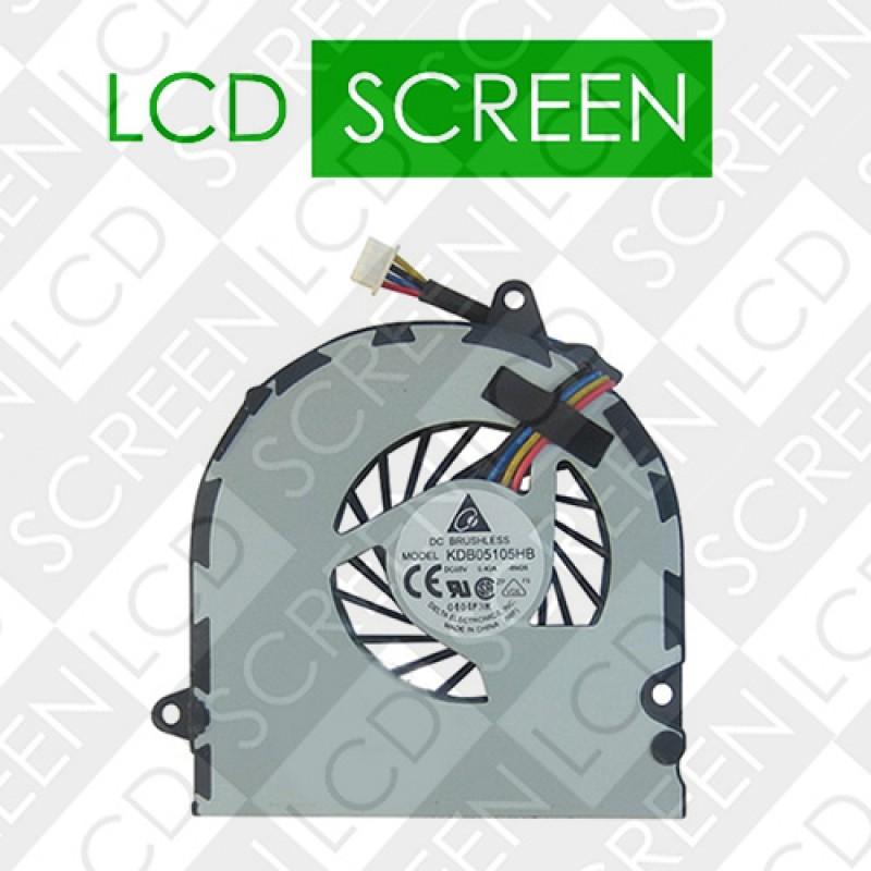 Вентилятор для ноутбука ASUS U45JC, UL80A, UL80AG, UL80V, UL80VS, UL80VT (13GNUC10M080-1), кулер