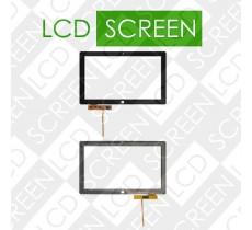Тачскрин для планшета Samsung Slate PC XE700, черный, touch screen, сенсорный экран