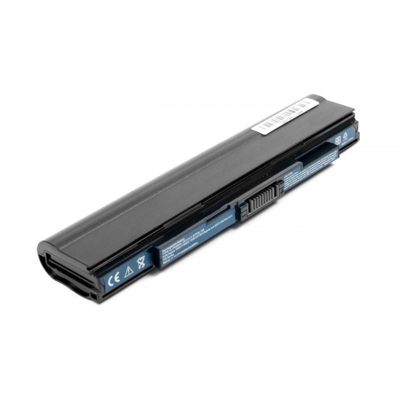 Батарея Acer Aspire One 1551, One 721, One 753, 1425, 1430, 1551, 1830, 1830T, 1830TZ, 11,1V 4400mAh Black