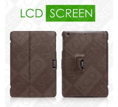 Чехол iCarer для iPad Mini/Mini2/Mini3 Microfiber Brown (RID795)
