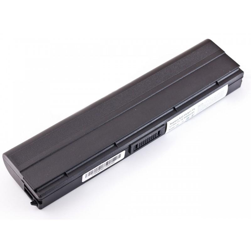 Батарея Asus F6, F9, A31-F9, A32-F9, 11,1V 4400mAh Black