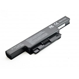 Батарея Dell Studio 1450, 1457, 1458, W356P, P219P, U597P, 11,1V 4400mAh Black