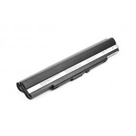 Батарея Asus PL30, PL80, U30, U35, U45, UL30, UL50, UL80 14,8V, 6600mAh, Black