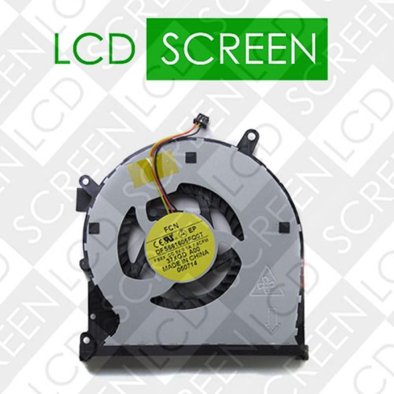 Вентилятор для ноутбука DELL XPS 15, L521X (037XGD), кулер