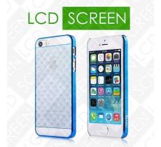 Чехол Devia для iPhone 5/5S Glimmer Brocade Blue