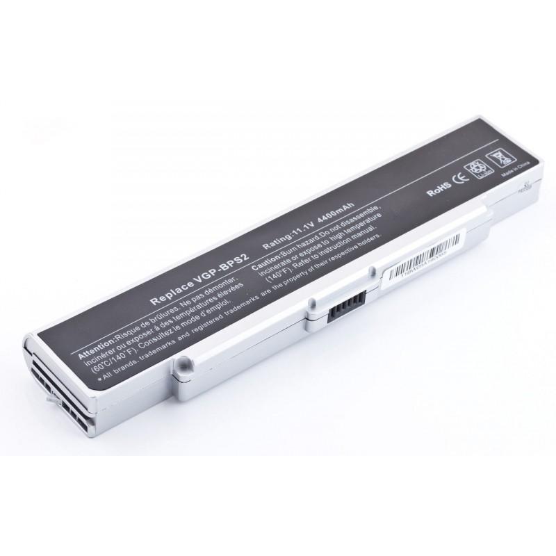 Батарея Sony VAIO VGN AR, C, FE, FJ, FS, FT, N, S, SZ, 11,1V, 4400, S