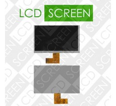 Дисплей для планшета China-Tablet PC 7, (165*100 мм), 61 pin, 7, (1024*600), SL007DH22FPC-V0/HB070NA-01D