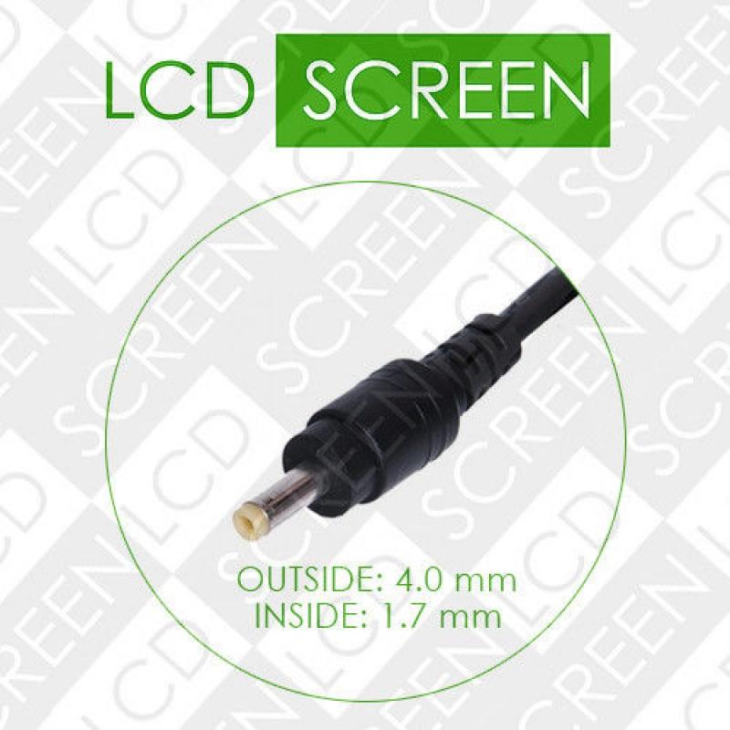 Зарядное устройство HP 19V 1.58A 30W 4.0х1.7 mm