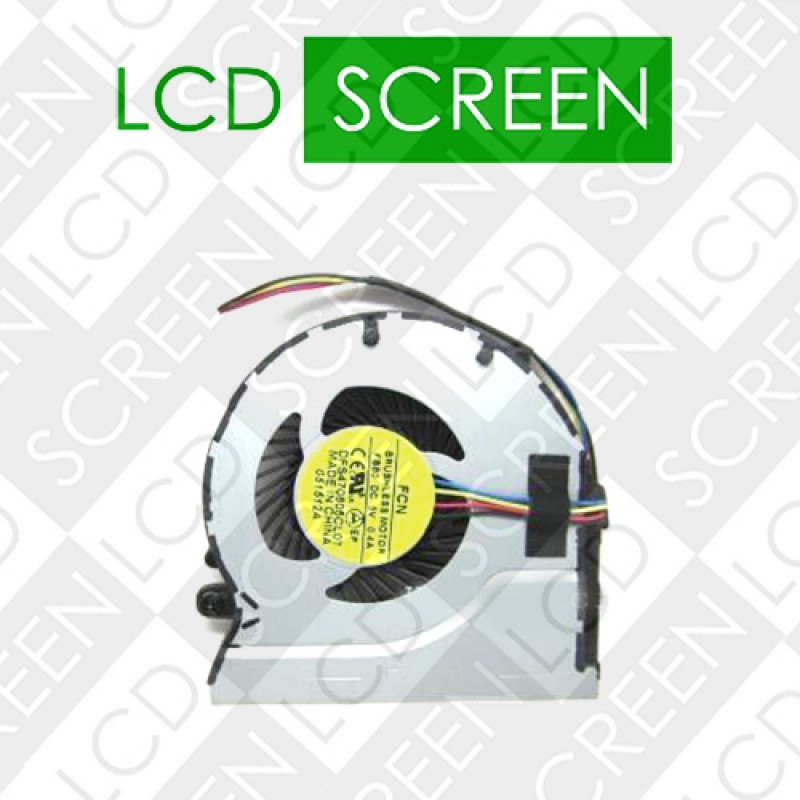 Вентилятор для ноутбука LENOVO IdeaPad Z480, Z485, Z580, Z585, 4pin (EG60070V1-C040-S99), кулер