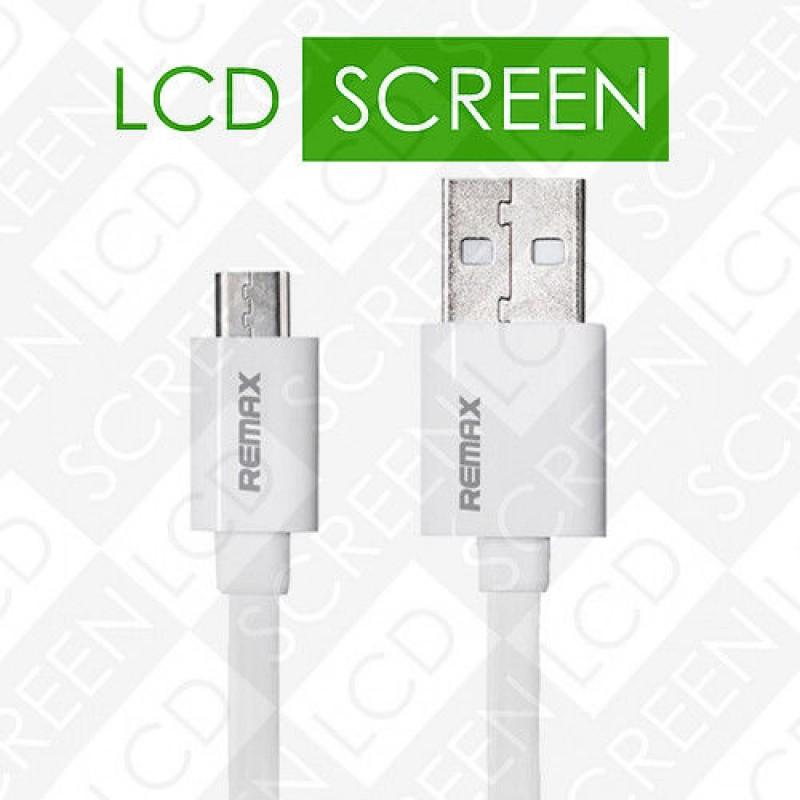 Кабель Remax micro USB White