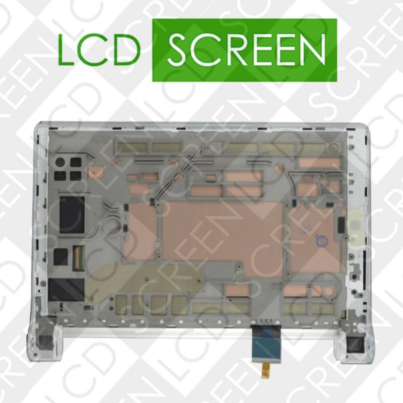 Модуль для планшета 8 Lenovo Yoga Tablet 2 830, 830L, 830F, дисплей + тачскрин с рамкой