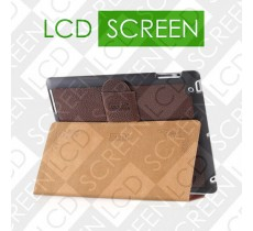 Чехол iCarer для iPad 2/3/4 Genuine Leather Brown (RID202)