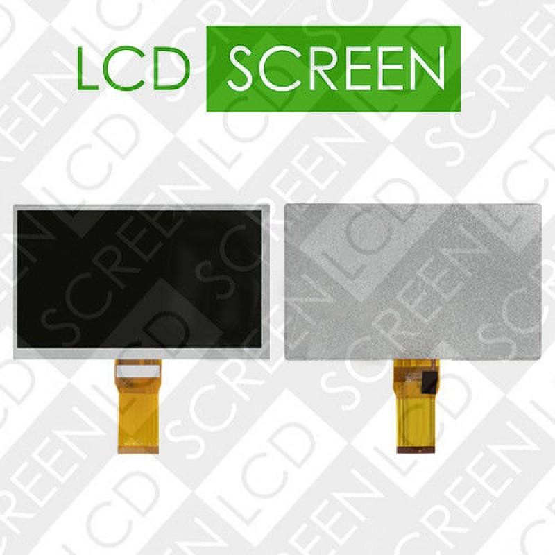 Дисплей для планшета Fly IQ310, оригинал, 50 pin, 1.25.109.0034, HLY070ML268-18B, 40BBG3Z03Z1247H