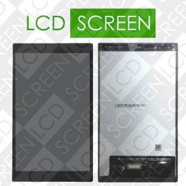 Модуль для планшета Lenovo Tab 4 8 8504X 8504F TB-8504X TB-8504F, черный, дисплей + тачскрин
