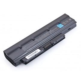 Батарея Toshiba Satellite T210D, T215D, T230, T235, T235D, Mini NB505, 10,8V, 4400mAh, Black