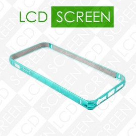 Бампер Devia для iPhone 5/5S Buckle Curve Green