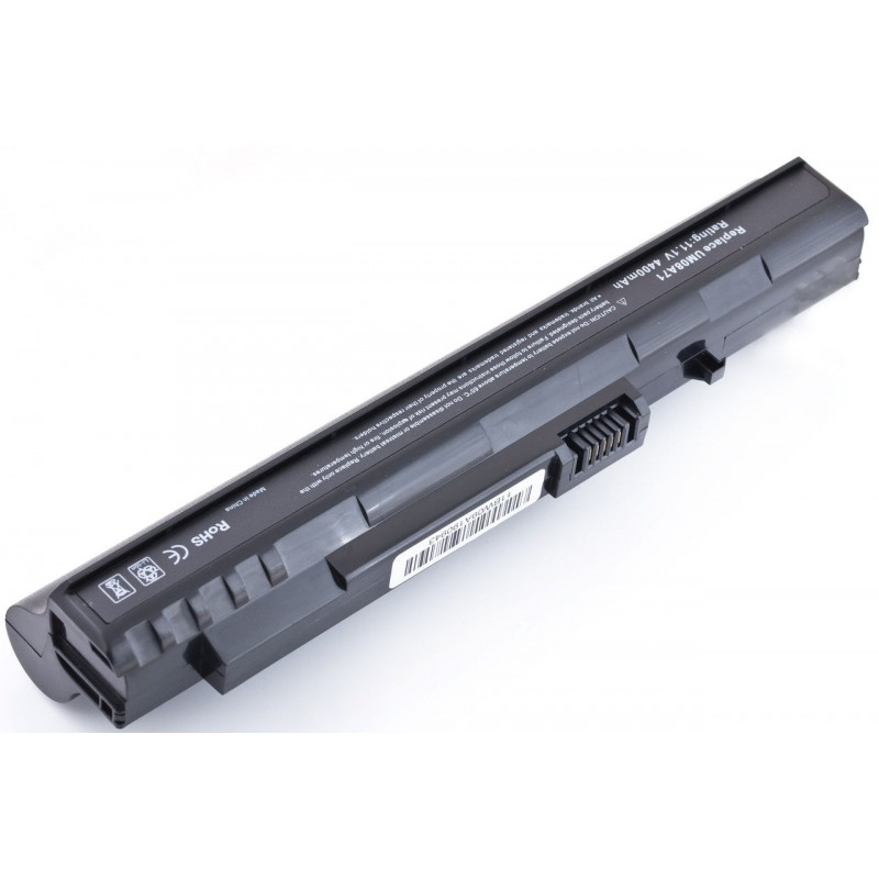 Батарея Acer Aspire One A110, A150, D150, D250, P531h, 11,1V 4400mAh Black