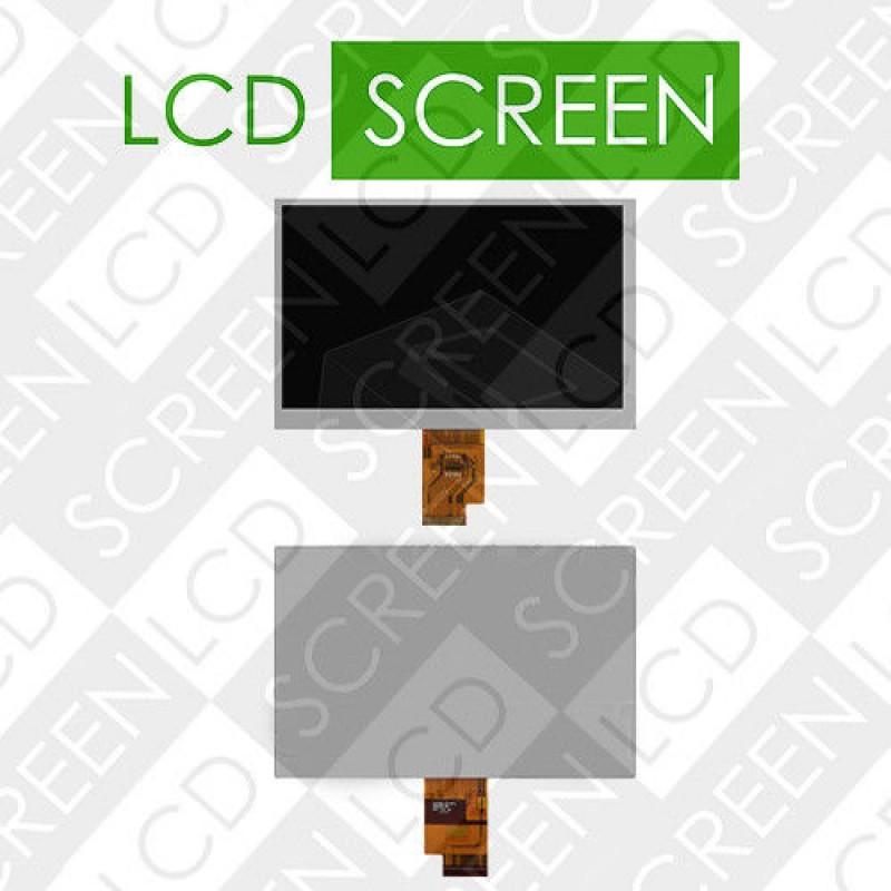 Дисплей для планшета China-Tablet PC 7, (166*105 мм), 40 pin, 7, (1024*600), 154700221