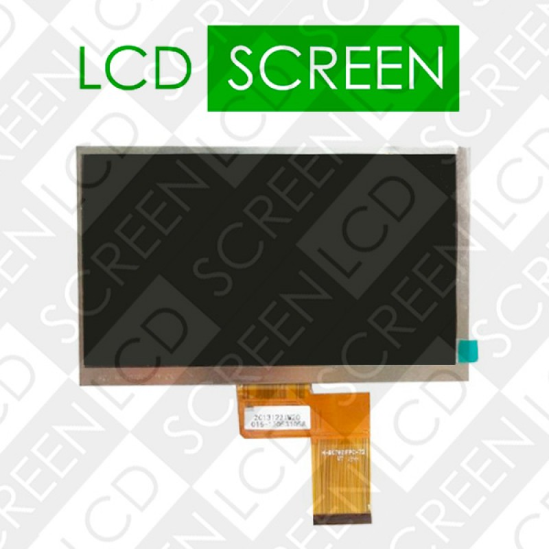Дисплей для планшета China-Tablet PC 7; H-B07021FPC-72 KR070PE7T FPC3-WV70021AV0