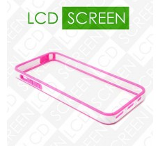Бампер Devia для iPhone 5/5S Crystal Pink