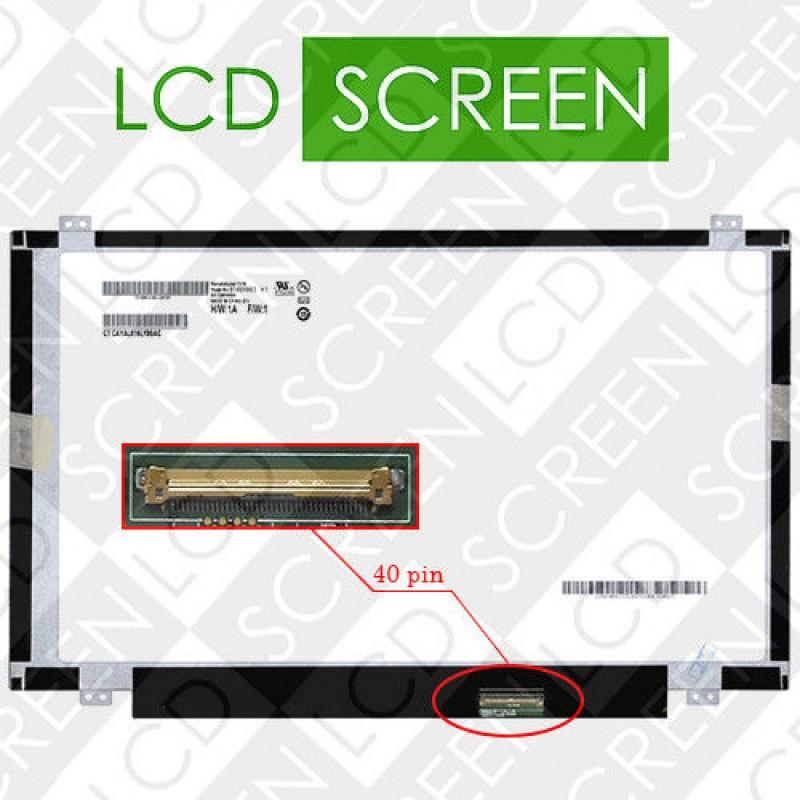 Матрица 14,0 AUO  B140XW03 V.1 LED SLIM