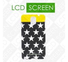 Чехол ARU для Samsung Galaxy Note 3 Mix&Match Stars Black