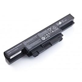 Батарея Dell Studio 1450, 1457, 1458, W356P, P219P, U597P, 11,1V 7200mAh Black