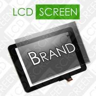 Тачскрины для брендовых планшетов, сенсорные экраны